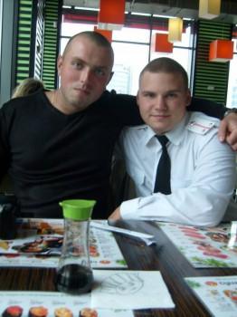 Владимир 23 года,170см,спортивное телосложение,общительный, комуникабельный - S6300278.JPG